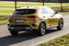 KIA XCeed er nomineret til Årets Bil i Danmark 2020
