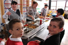 Castleton Primary Celebrates World Cup Cuisine