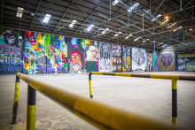 Nu inviger vi Fritidsbanken och det urbana sport- och kulturcentret Kampen