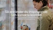 Livsmedelsföretagen lanserar interaktiv kostrådsguide