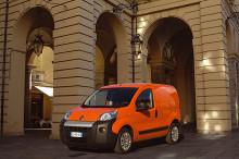 Fiat Fiorino till sverige - kompakt, praktisk och miljövänlig