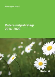 Ruters miljøstrategi 2014-2020