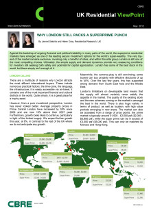 Why London still packs a superprime punch