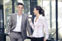 Stabil framtidstro bland småföretagare i de flesta branscher