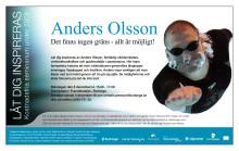 Anders Olsson - Det finns ingen gräns - allt är möjligt!