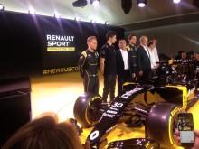 Kevin kører Renault Formel 1