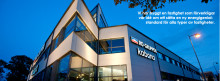 Nu är det byggt!  Sveriges mest energieffektiva kontorshus