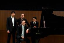 Edsbergspianister på gästspel i Milano