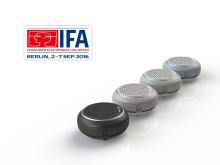 Besøg os på IFA Berlin 2016
