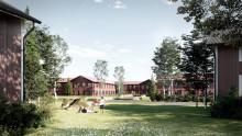 Vectura Fastigheter uppför bostäder för äldre och förskola i Borlänge kommun