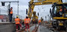 Nitton järnvägsprojekt som ger jobb i Skåne