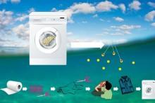 Nytt projekt designar om kläder och renar tvättvatten för att minska utsläpp av mikroplaster