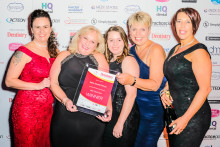 Cambridgeshire's Spire Dental Group is awarded Best Team and Best Patient Care at national Dentistry Awards
