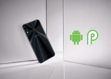 Zenfone 5 5Z er blevet opdateret till Android 9 Pie