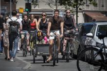 Miljoner till forskning om cykling
