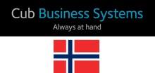 Stor affär för Cub Business Systems i Norge!