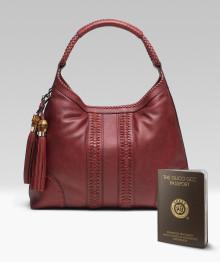 Gucci lanserar handväskor av läder från Rainforest Alliance-certifierade rancher
