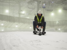 Aksel Lund Svindal starter ski-SFO