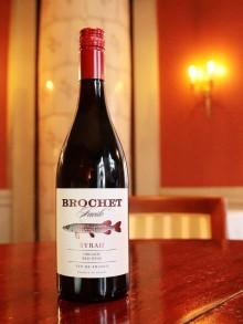 Ekologisk filosofi genomsyrar hela verksamheten bakom Brochets populära viner