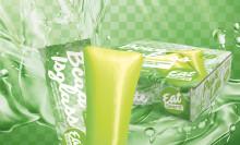 Världens första kalorifria isglass med BCAA
