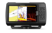 Garmin® presenterar serien STRIKER Plus som introducerar nya funktioner i den populära fishfinder-serien