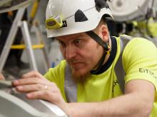 Eitech installerar Bolidens nya kross i Aitik-gruvan