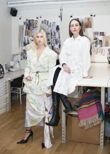 Tradera och Rave Review i samarbete under Copenhagen Fashion Week