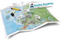 Interaktiv nyhet: Sembo Roadtrip - en morsom og praktisk ferieplanlegger