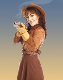 Musicalklassikeren ANNIE GET YOUR GUN på Det Ny Teater