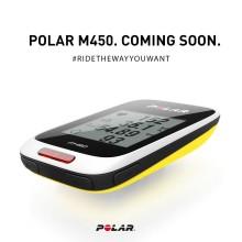 Polar M450 – en cykeldator utformad för dina behov