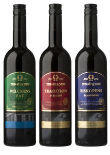 Vin- och sprithandeln Tegnér & Son i ny tappning