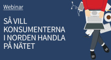Webinar: optimize your webshop for Nordic consumers