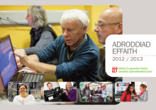 Wales Co-operative Centre Impact Report (Cymraeg)