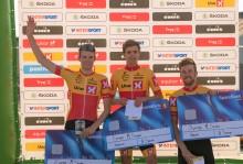 Seier til Midtsveen, Johansson, Borgli og Andersen under NC 1 Landevei 2019