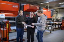 Historie: Isoleringsmaskinen A/S har fundet opskriften på succes: Høj kvalitet, personlig service og lokalt samarbejde