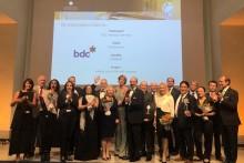 Ekan Management och Närhälsan tilldelas utmärkelsen National Champion Sweden