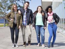 Ökning av antalet studenter som vill läsa vid BTH
