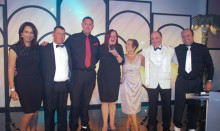 Mitie team at manufacturing client crowned 2014 Stars winners