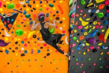 18/11 öppnar klätterhallen Lofoten på IKSU sport