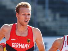 Alexander Bley (28) Europameister über 3.000 Meter Hindernis