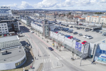Bane NOR Eiendom kjøper næringseiendom ved Lillestrøm stasjon