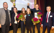 Vinnare utsedd i arkitekttävlingen Tibble-Åvatriangeln