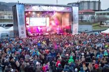 Tidenes artistrekke på  Vinterlyd i Bergen lørdag