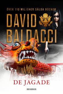 DAVID BALDACCI  De Jagade - tredje delen i succén om yrkesmördaren Will Robie