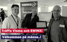 SWINX visar fakturaskanning i Malmö (Stockholm och Linköping)