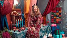 Elsa Billgren frontar Indiskas jul