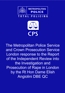 MPS and CPS response to Dame Elish Angiolini review