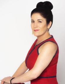 Sara Mohammad föreläser om hedersförtryck för Umeå Tingsrätt