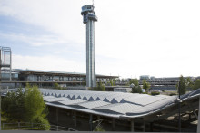 Record public transport share in ground transport service to Oslo Airport