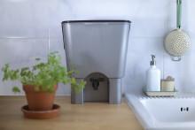 Kompostere i leilighet eller campingvogn!